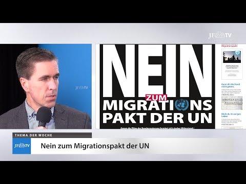 Ein Blick in die neue JF (47/18): Nein zum Migrationspakt der UN