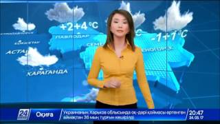 Прогноз погоды на 25 марта