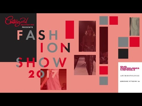 Century 21 Department Store presents FASHION SHOW 2017