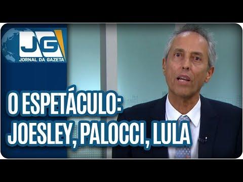 Bob Fernandes/Palocci entrega Lula, Janot entrega manchetes. E o espetáculo porco de Joesley & Cia