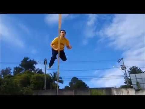 Trickpedia:Chest Flip / Pivete Flip - Guilherme Duarte