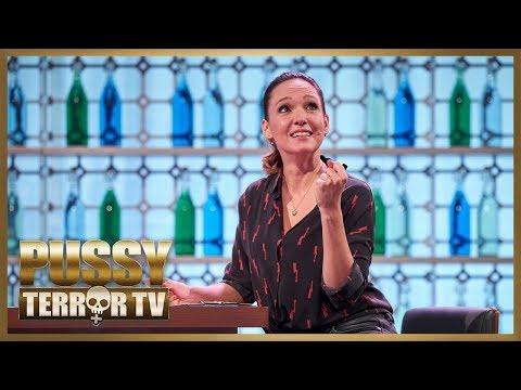 Stadt, Land, Fluss für Erwachsene! Caro und Charlotte Roche battlen sich - PussyTerror TV