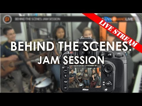 Behind The Scenes - Jam Session