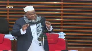 Jitihada za Mbunge Musa Ntimizi kupambana na wahalifu