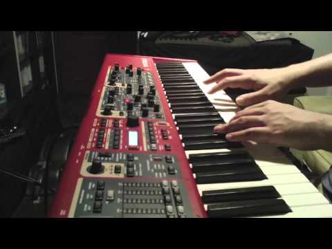 Nord Stage 2 - Classic Songs