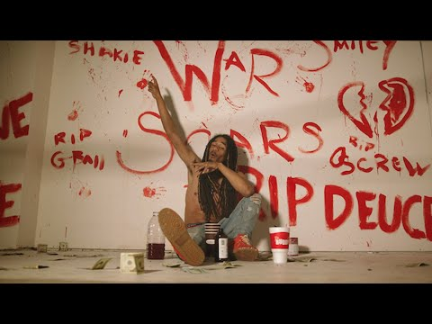 PushSquad Griff - War Scars ( Official Visual )