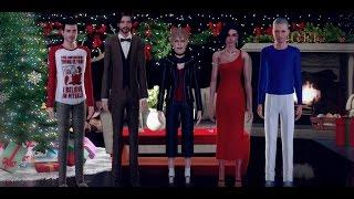 Поздравление С новым годом от каста сериала Маруся