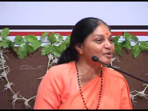 Conflict Management -Swamini Vimalananda