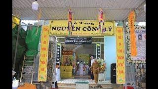 Lễ truy điệu và tiễn đưa thầy giáo Nguyễn Công Lý