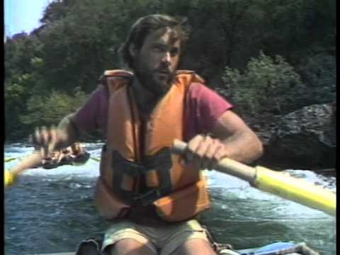 "CBS Sunday Morning 1984 - ""Endangered Whitewater"" Tuolumne River Wild & Scenic campaign"