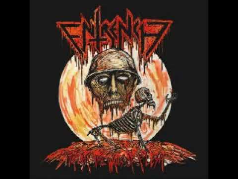 Entrench - Through The Walls Of Flesh (FULL ALBUM)