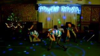 Казахский танец - современный! ДарынStar Казахи Омска