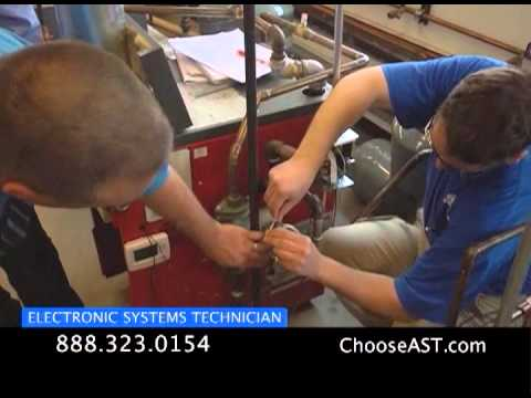 Electronic Systems Technician - YouTube