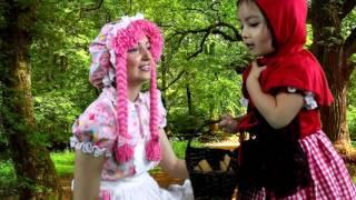 La Historia de Caperucita Roja con Las 2 Muñecas- Especial de Halloween thumbnail