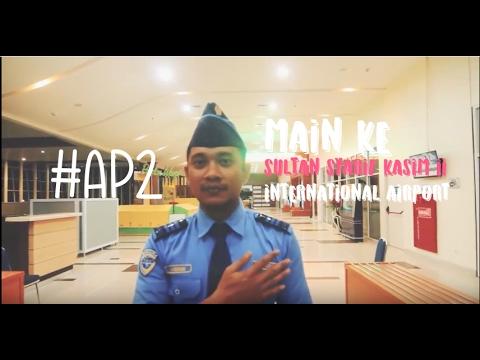 Bandara Internasional Sultan Syarif Kasim II Pekanbaru (PT Angkasa Pura 2)