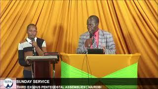 24 - 10 - 2021 GOD'S GRËAT WORKING MANIFESTED IN SIMPLICITY   TEPA NAIROBI
