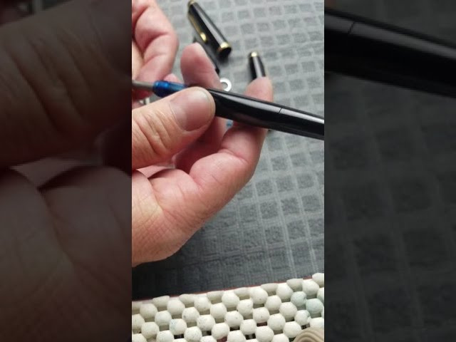 Montblanc 22 and 32 disassembly