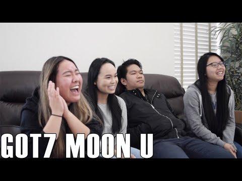 GOT7 (갓세븐)- Moon U (Reaction Video)