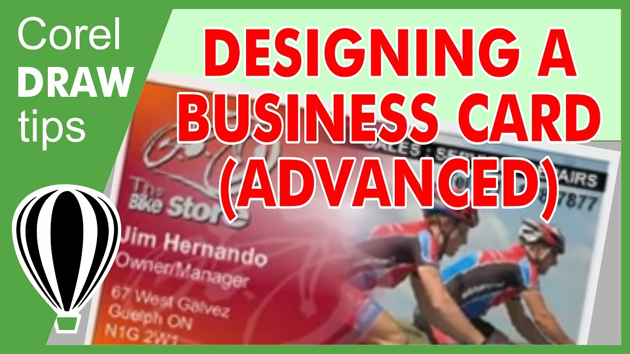 Designing business cards in coreldraw x4 youtube designing business cards in coreldraw x4 reheart Images