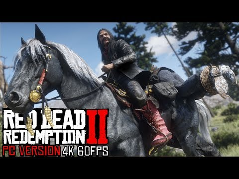 Red Dead Online PC 4k Ultra Gameplay - 5 Star Legendary Bounty Hunt & 25% Bonus To Collections!
