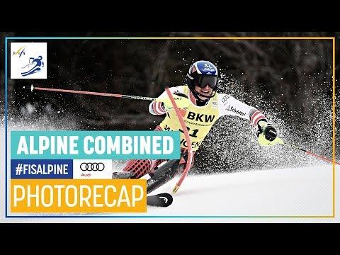 Matthias Mayer Wins Alpine Combined in Wengen