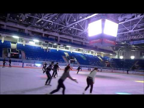 Ледокат в Нагорном дворце спорта (г. Нижний Новгород)