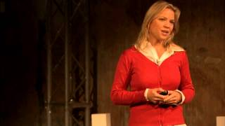 What a difference a day makes: Nicky Seymour at TEDxTableMountain