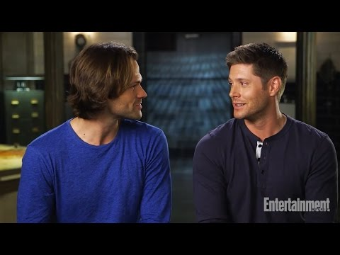 Jensen Ackles, Jared Padalecki pick Sam and Dean's road trip playlist