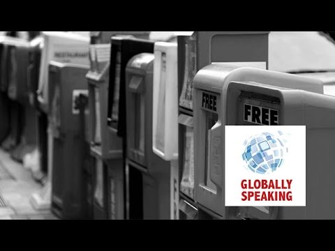 Why Don't Journalists Use Professional Translators? Globally Speaking Radio Podcast #008