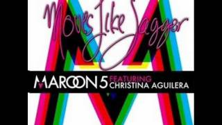 Maroon 5 - Moves Like A Jagger ft. Christina Aguilera (Audio + Lyrics + Download)