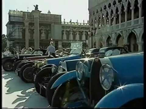 Old Top Gear - Bugatti Special