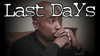 2Pac - Last Days | Tupac Type Beat | Emotional Inspiring Vocal Rap Beat Instrumental (2019)