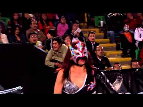 Noti AAA - AAA Sin Límite - Pachuca - Lucha Libre AAA ...
