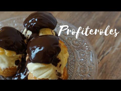 profiteroles-maison-:-un-dessert-glacé-ultra-gourmand-!