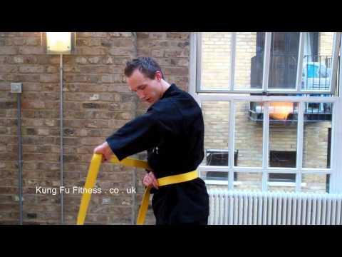Combat Bando Belt