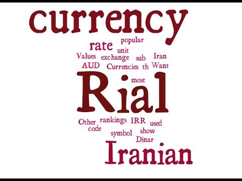 Iranian Currency Rial Youtube