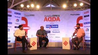 #Live Express Adda with Cheteswar Pujara