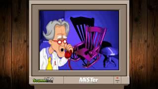 ScummVM - Bud Tucker in Double Trouble (Intro) - MiSTer FPGA -  FrameBuffer/HPS