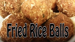 Arancini Recipe (Fried Rice Balls)They Make the Perfect Appetizer
