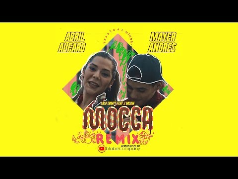 Lalo Ebratt, J Balvin, Trapical - ☕️Mocca☕️(Remix) | Dance Video By Abril Alfaro & Mayer Andres