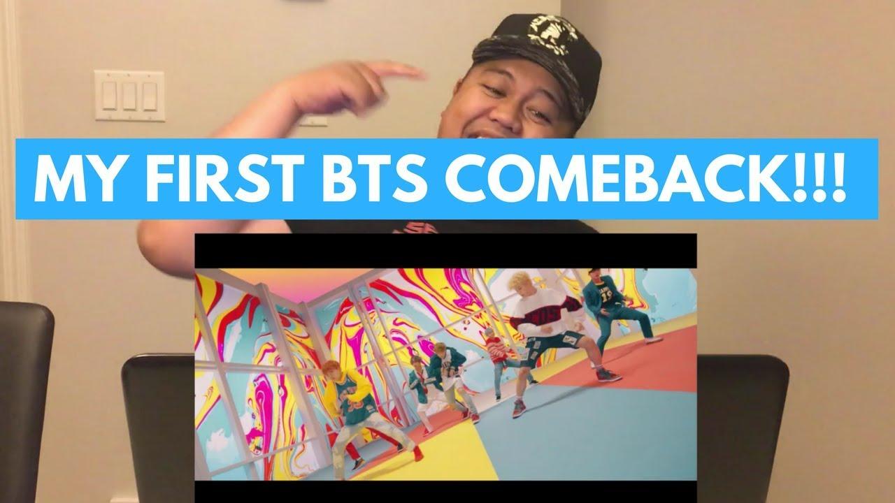 BTS (방탄소년단) 'DNA' Official MV - MY FIRST BTS COMEBACK REACTION!!!