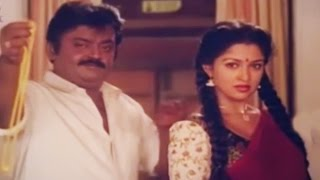 Senthoorapandi - 1993 -  Vijay - Vijayakanth - Movie in Part 6/10