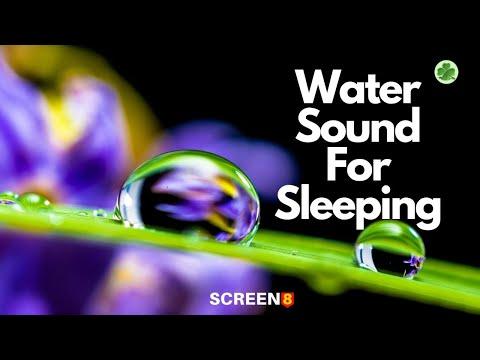 Water Sound for Sleep | Relax & Get Your Zen On | Tinnitus Relief