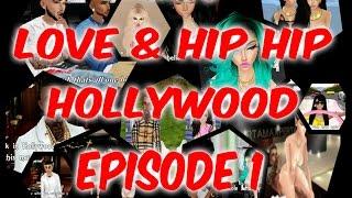 "Imvu Love & Hip Hop Hollywood Episode 1 ""Not So Hollywood"""