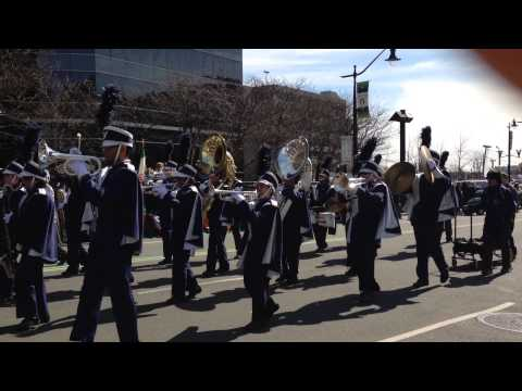 Union New Jersey High School Marching Band