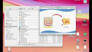 Установка и удаление программ в Mac OS X 10.6 (22/44)