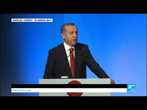Turkey: Early voting in the referendum