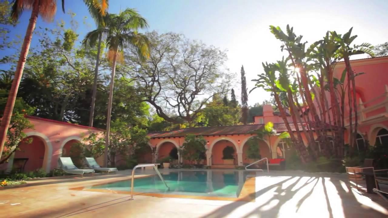Viaggio in america los angeles la villa di michael jackson ed hotel belair