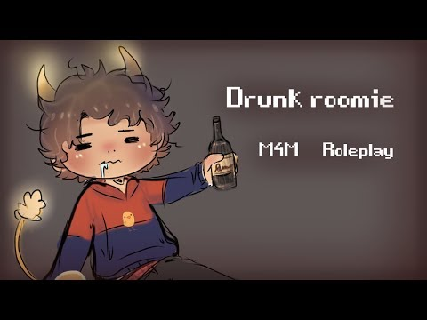 【M4M】The Drunk Room Mate 【R18+】【Preview】【Roleplay】