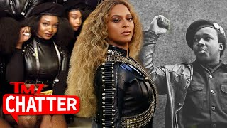 Beyonce Homage To Black Panthers During Super Bowl Performance TMZ